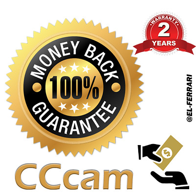 CCcam Premium Server 24 MONTHS (FREE TEST) Europe Cline Very Stable 100% Uncut