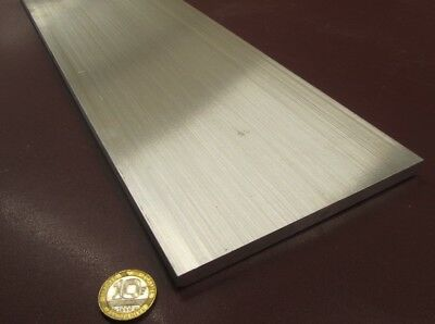 "7075 T651 Aluminum Bar 3/8"" (.375"") Thick x 6.0"" Wide x 24"" Length"
