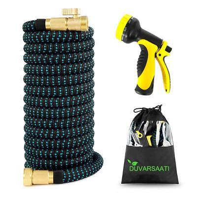 Expandable Garden Magic Hose Flexible Garden Water High Pressure Car Plastic