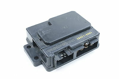 03-06 kawasaki z1000 oem relay assembly fuse box junction box
