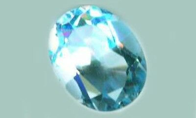 19thC Antique 3½ct Topaz Medieval Magic Gem Stops Enchantments Bewitchment Death