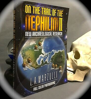 Marzulli: Trail Of The Nephilim Ii New Archeological Evidence ~ Large Sc 2014