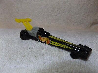 "VINTAGE DIECAST--80's HOT WHEELS DRAGSTER--HOT WHEELS--5"" LONG--VERY NICE"