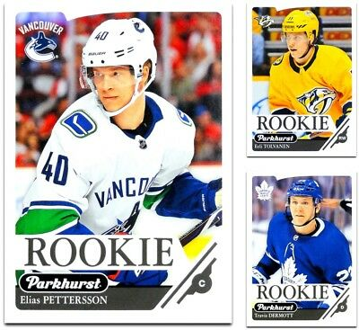 2018-19 Parkhurst ROOKIES **** PICK YOUR CARD **** From The SET