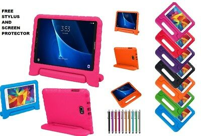 "Tough Kids EVA Shockproof Foam Case Cover For Samsung Galaxy Tab A 10.1"" T580"