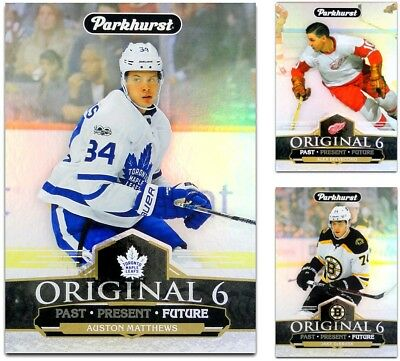 2018-19 Parkhurst Original 6 **** PICK YOUR CARD **** From The LIST