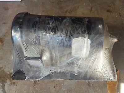5 hp baldor electric motor, 3450 rpm, 3 phase 208/460 V, 14-12 A