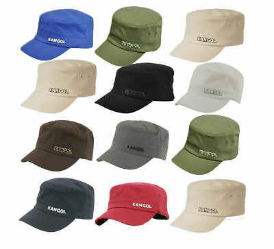 KANGOL AUTHENTIC MENS Ripstop Army Cap flexfit Brand New 0533CO S ... f90ccb362397