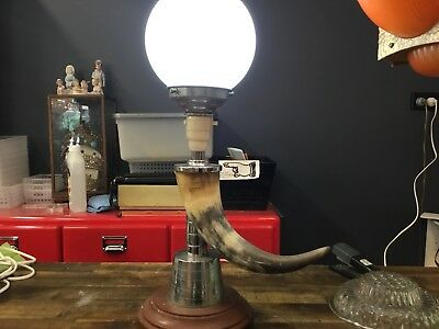 Original Art Deco Lamp Chrome Hallway Light Artdeco Diana Table Bedside