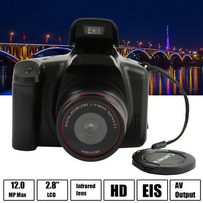 SLR Digitalkamera 1080P Spiegelreflexkamera 16X Zoom HD TFT Display Kamera DVR