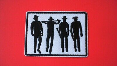 Clockwork Orange Droogs Iron On Patch! The Adicts Punk Rock Megadeth USA Seller