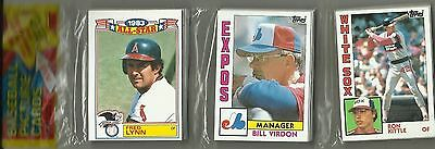 1984 Topps Rack Pack!  Sealed and MN-M!  Mattingly, Strawberry, Van Slyke (R)??