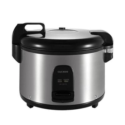 CUCKOO KOREAN COMMERCIAL RICE COOKER - 4.6 Litre for Restaurant, Takeaway SR4600