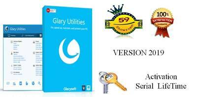 2019 Glary Utilities Pro Lifetime   /  Licence by Buyer Name/EMAIL DELIVER 24h