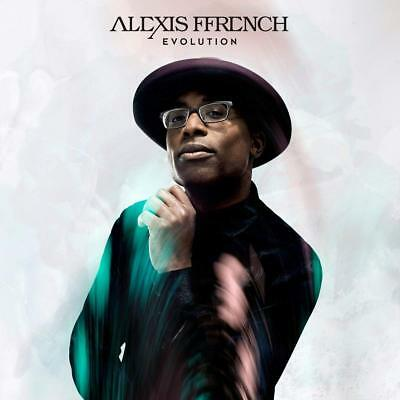 Alexis Ffrench Evolution Cd 2018