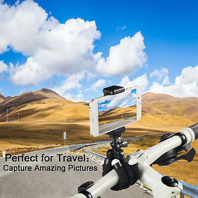 Octopus Portable Adjustable Tripod Stand Halter For IPhone, Cellphone Kamera