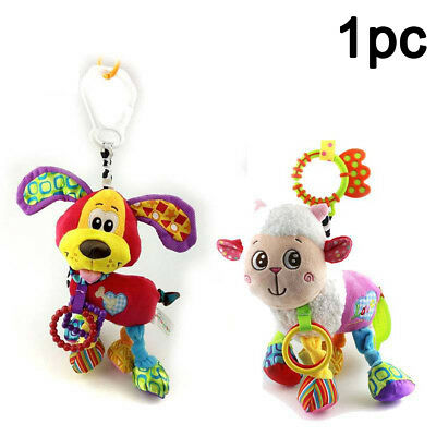 3-6 Month Old Toys Boy Girl Toddler Age Baby Educational Soft For Newborns