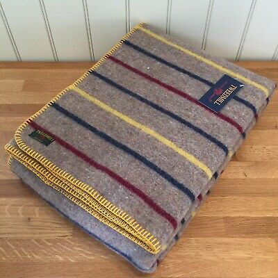 Tweedmill Recycled Wool Mix Throw Rug Picnic Blanket Travel Camping Country Gift