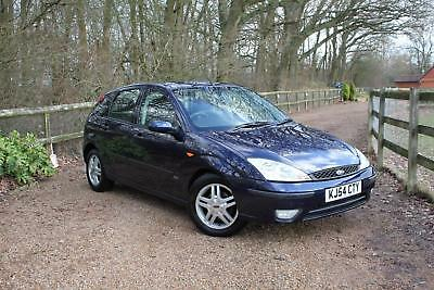 Ford Focus 1.8i 16v 2004MY Zetec NEW SERVICE &MOT- AA BREAKDOWN