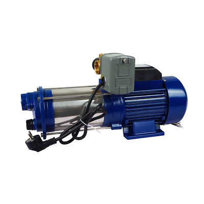 1300W Centrifugal Booster Water Pump 7500 L/H 230V / 50 Hz Jet Pump Max 90m
