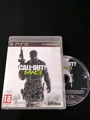 PS3 – Call Of Duty Modern Warfare 3 – ESP