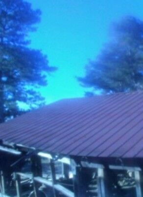 Vintage Metal Roofing standing seam 84 2'x8' sheets