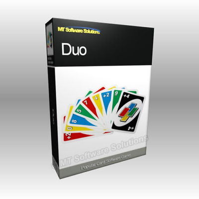 Duo - Uno Crazy Eight Card 2019 Game for Windows Software