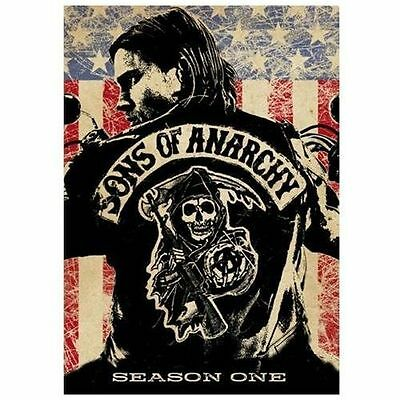 Sons of Anarchy - Season 1 (DVD, 2009, 4-Disc Set) - Free U.S. Shipping