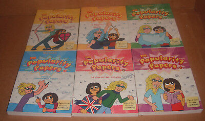 The Popularity Papers Vol. 1,2,3,4,5,6 by Amy Ignatow Paperback