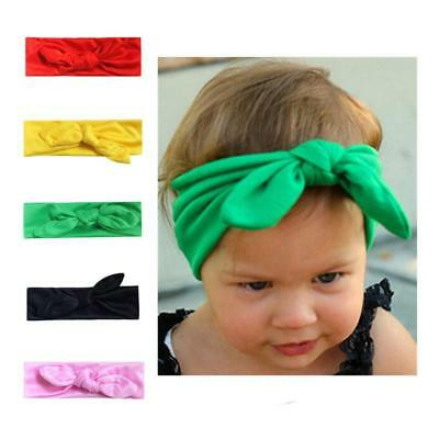 2Pcs Bow Child Headband Hair Bands For Women Girls Mother&Daughter Q