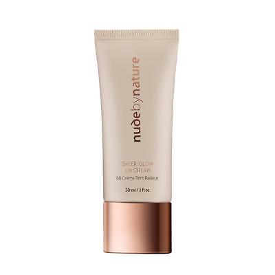 Nude By Nature Sheer Glow BB Cream 30ml 03 Nude Beige