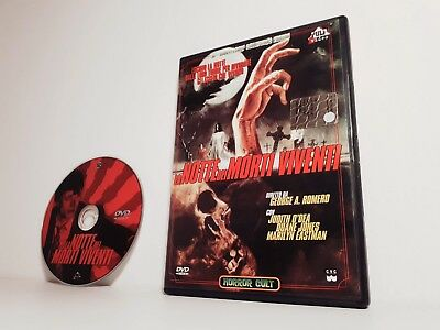 DVD LA NOTTE DEI MORTI VIVENTI Romero 30th ANNIVERSARY COLLECTOR'S EDITION