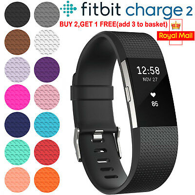 For Fitbit Charge 2 Wrist Straps Wristbands, Replacement Accessory Watch Bands