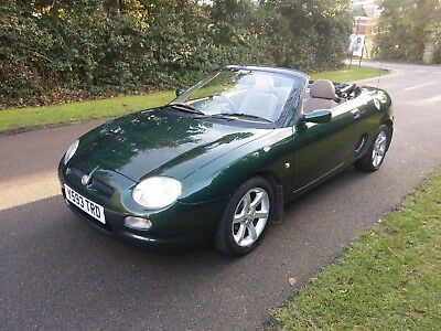 The Finest Mgf Steptronic Available.totally Original.1 Owner, Fmgsh Summit Mg