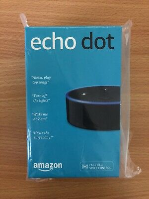 Amazon Echo Dot 2nd Generation - BRAND NEW / SEALED