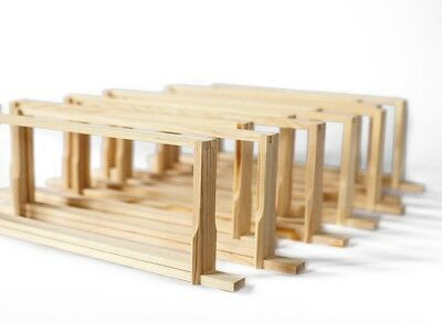 """Beehives frames Sn1, Sn4, Sn5, Dn4, Dn5,14""""x12"""" and Manley for National and WBC"""