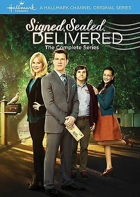 Signed, Sealed, Delivered Dvd - The Complete Series [2 Discs] - New - Hallmark
