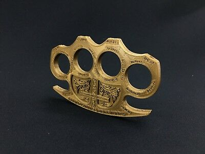 Constantine Holy Knuckle Duster replica movie prop 3D Printed (Not a Weapon)