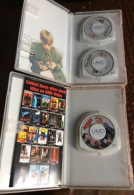 PSP UMD Videos The Office Series 1 And Wedding Crashers The Film