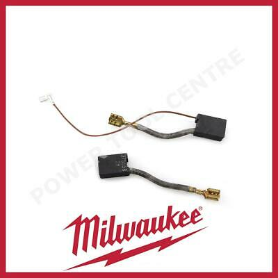 Genuine Milwaukee K900S K900K K950S K950K K950H Kango Breaker Carbon Brushes