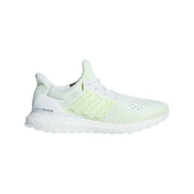 64a015cba9dea Adidas Men s Ultra Boost Clima Running Shoes - White greenrrp £159.95 Uk 11