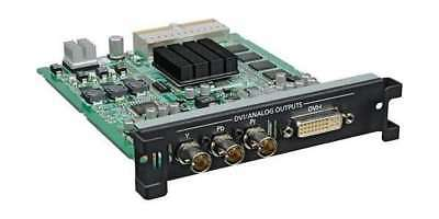 Panasonic AV-HS04M5 DVI/Analog Component Output Board NEW for AV-HS410, 400, 450