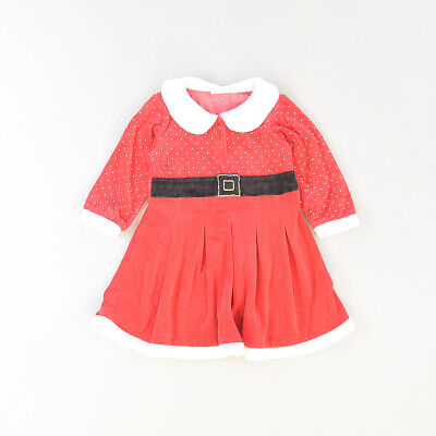 Disfraz color Rojo marca Kids and Friends 24 Meses  521436