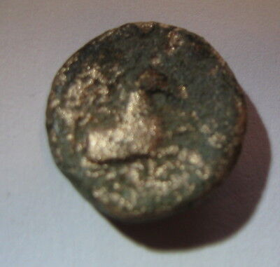 Ancient GREEK Coin, 300-200 BC, Horse Forepart, 2.6 gm 14,1/2 mm, Untidentified