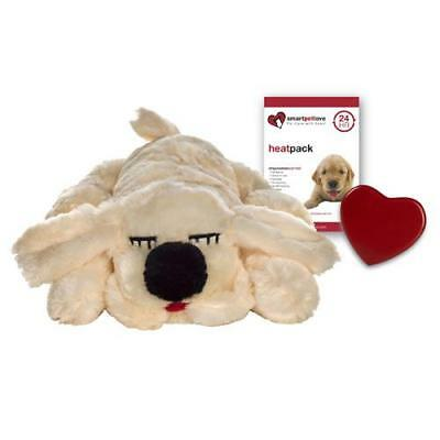 NEW Snuggle Puppy Behavioral Aid Toy in Golden by SmartPetLove FREE SHIPPING