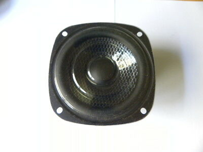 "4"" Aluminum polycarbonate woofer 5DR 61081  for Energy Encore 1 and 2"