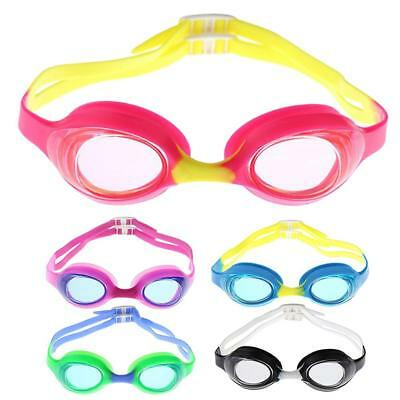 Children Kids Junior Youth Anti-fog Swim Swimming Goggles UV Protection Glasses
