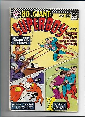 Superboy #138 (1967) New DC Silver Age Collection 80 pg Giant