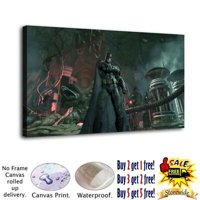 batman posters HD Canvas Print Painting Home Decor room Wall Art Picture 100399