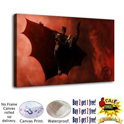 batman posters HD Canvas Print Painting Home Decor room Wall Art Picture 100904